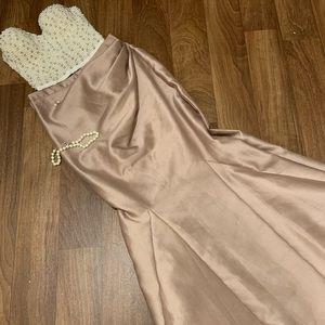 Badgley Mischka Mermaid Formal Skirt